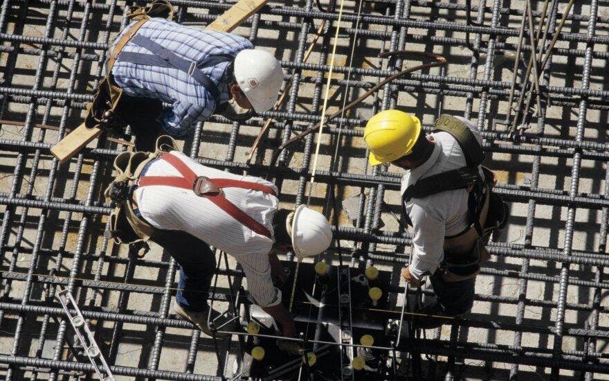 Papasakojo apie nelaimių darbe mastą: ES vidurkį lenkiame bent dukart