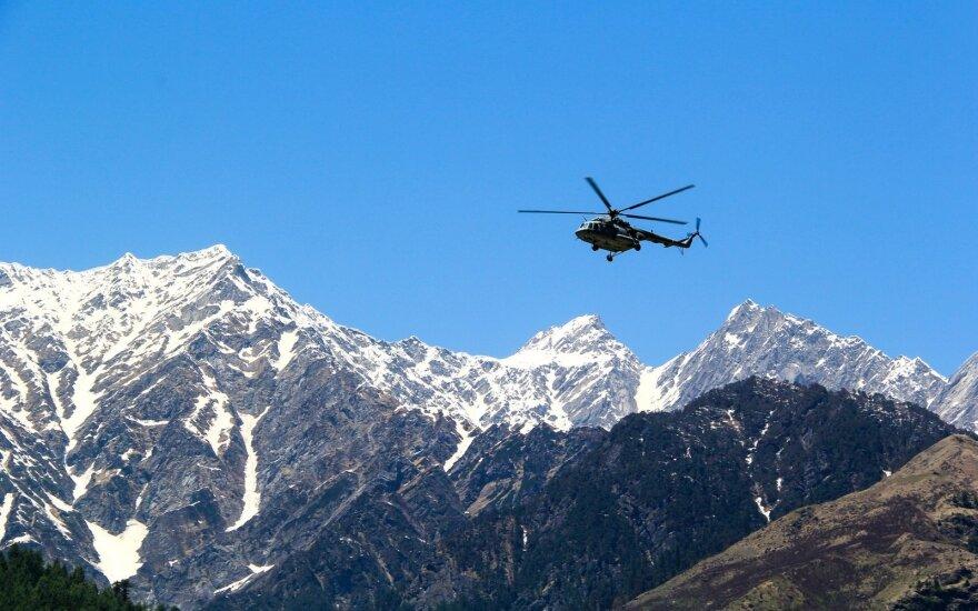 Po bandymo be batų įkopti į kalną Zakopanėje lietuviui teko kviesti gelbėtojus