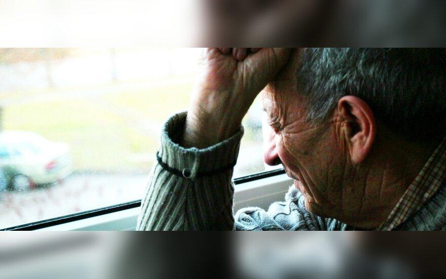 Pensininkas nusivylė teismo nutartimi: ir toliau skriaudžiami vargingieji