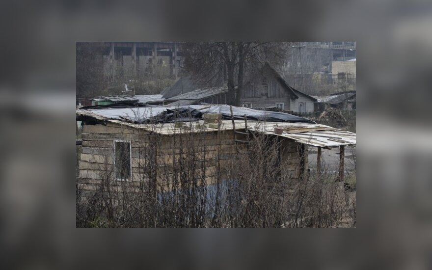 Ginče dėl taboro nenusileidžia nei romai, nei savivaldybė