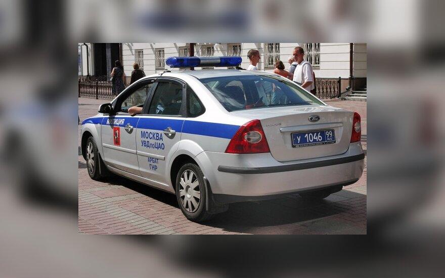 Kas antras rusas yra davęs kyšį kelių policininkams
