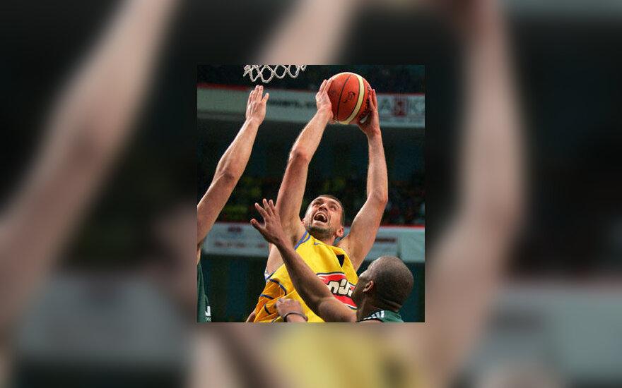 "Nikola Vujčič (""Maccabi"")"