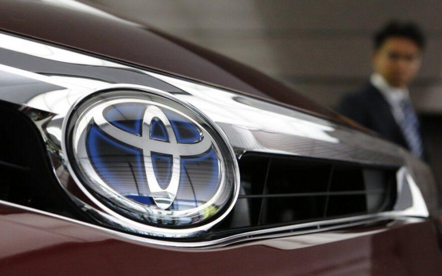 """""""Toyota"""" į hibridinių automobilių variklių gamyklą Lenkijoje investuos 95 mln. eurų"""