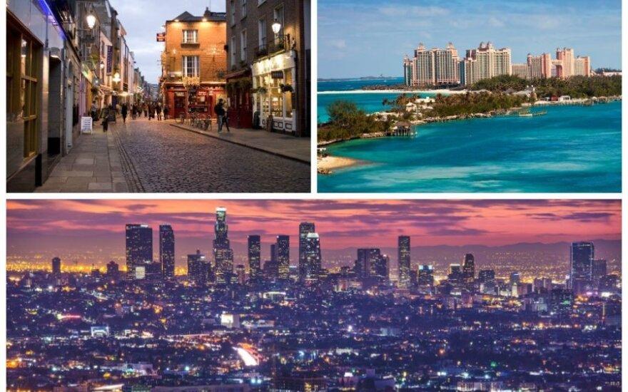 10 labiausiai nuviliančių turistinių vietų pasaulyje