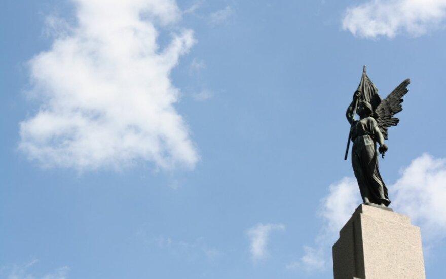 Laisvės statula, Kaunas