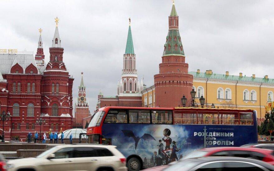 Maskvoje dirbantys analitikai: Zelenskio pergalė – šansas Kremliui
