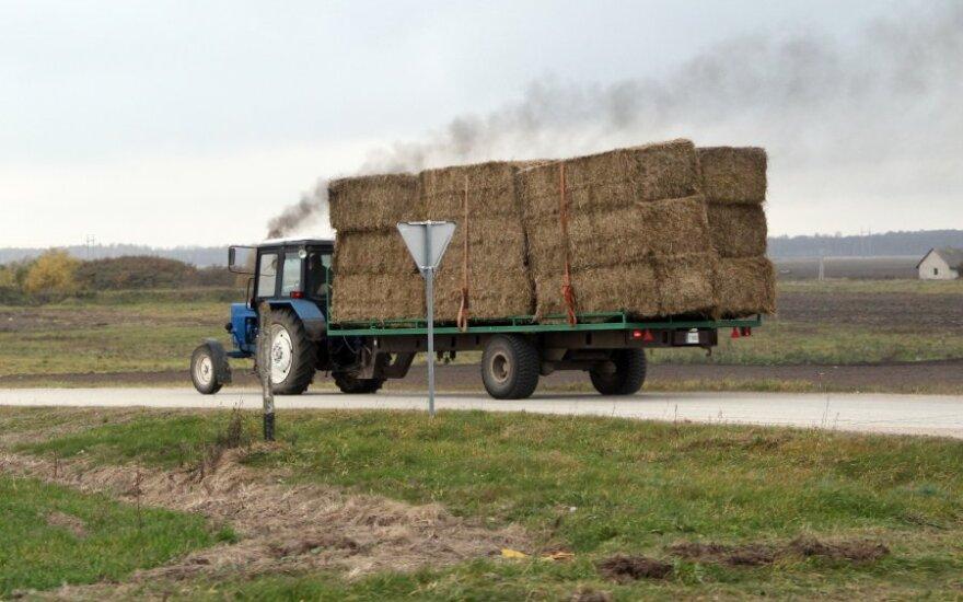 Ūkininkai - dar vieni, gyvenantys mokesčių Olimpe