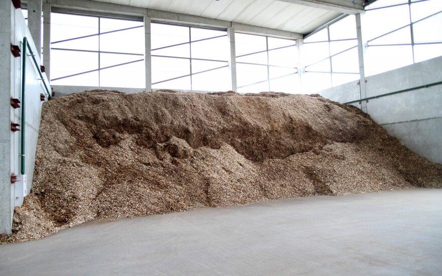 Pigesnio baltarusiško biokuro poveikis: Lietuvos įmonės stabdo veiklą, parduoda įrangą