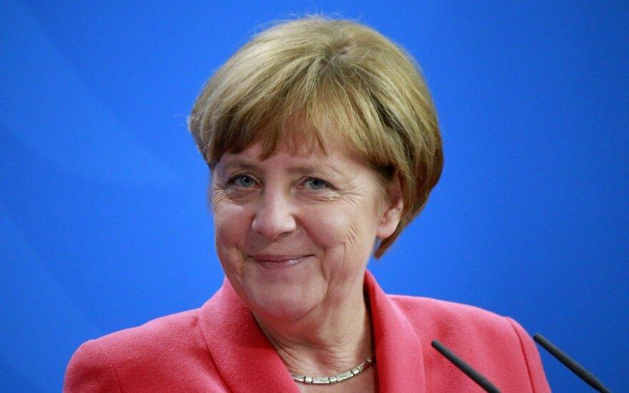 Vokietija švelnina poziciją dėl ginklų pardavimo Turkijai