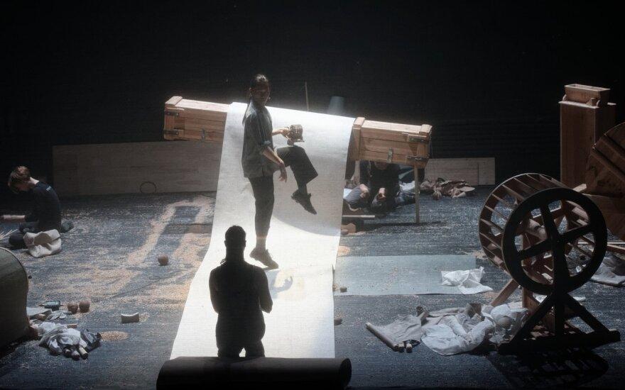 """""""Blogi orai muziejuje"""": galerinė performanso versija ir naujos vinilinės plokštelės pristatymas"""