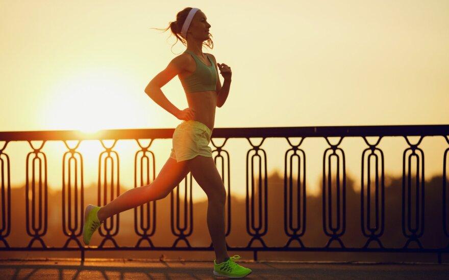 Specialistai: tai didžiausios bėgikų klaidos