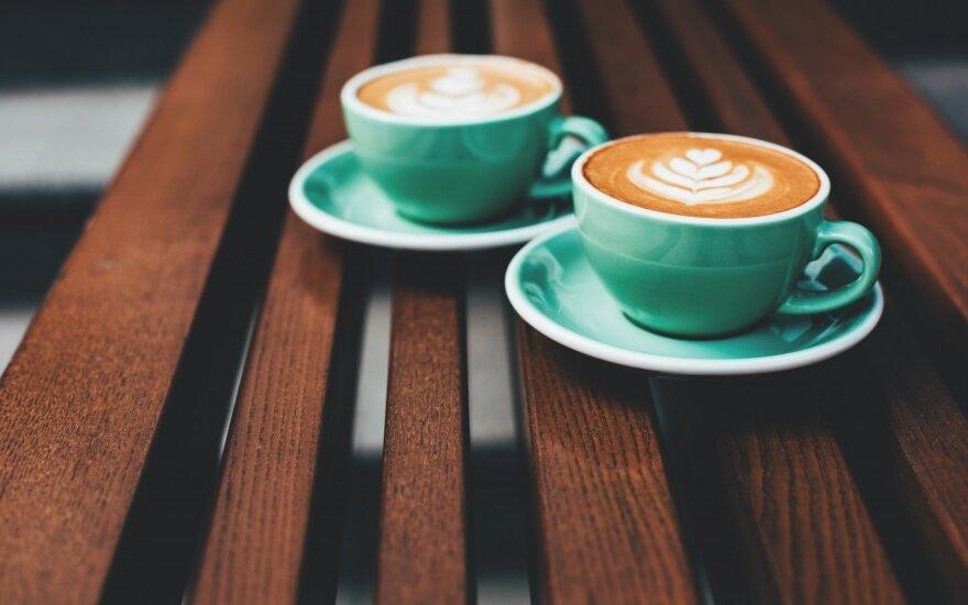 Tyrimas atskleidė, kodėl kai kurie žmonės negali gyventi be kavos