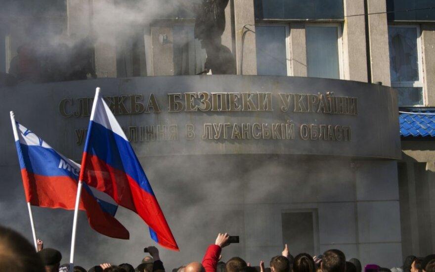 """Ukraina: Luhansko separatistai sulaukė prašymo organizuoti """"koridorių"""" rusams"""