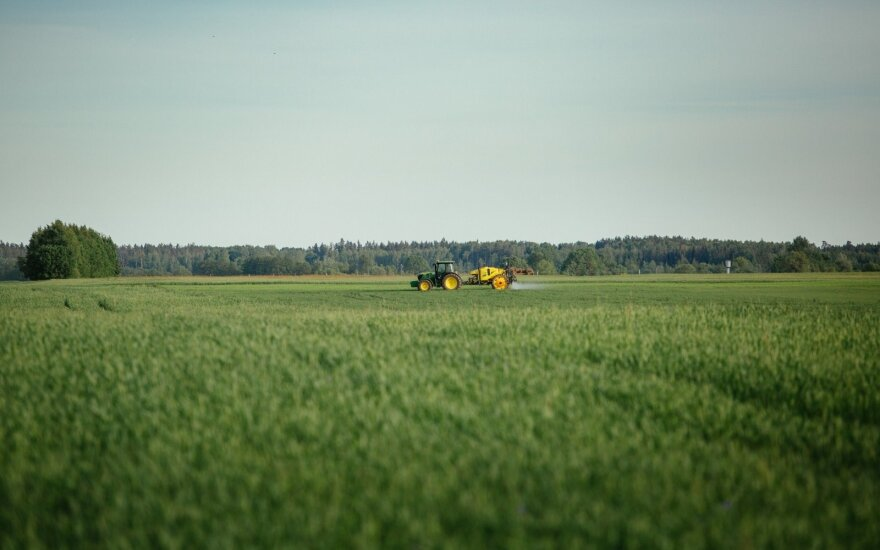 """ES leido Vokietijos """"Bayer"""" įsigyti """"Monsanto"""""""