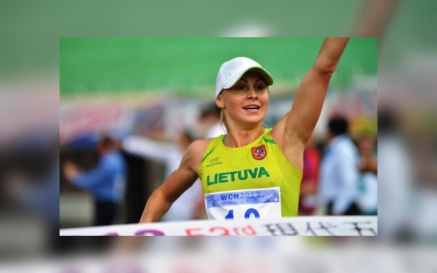 Laura Asadauskaitė (pentathlon.org nuotr.)