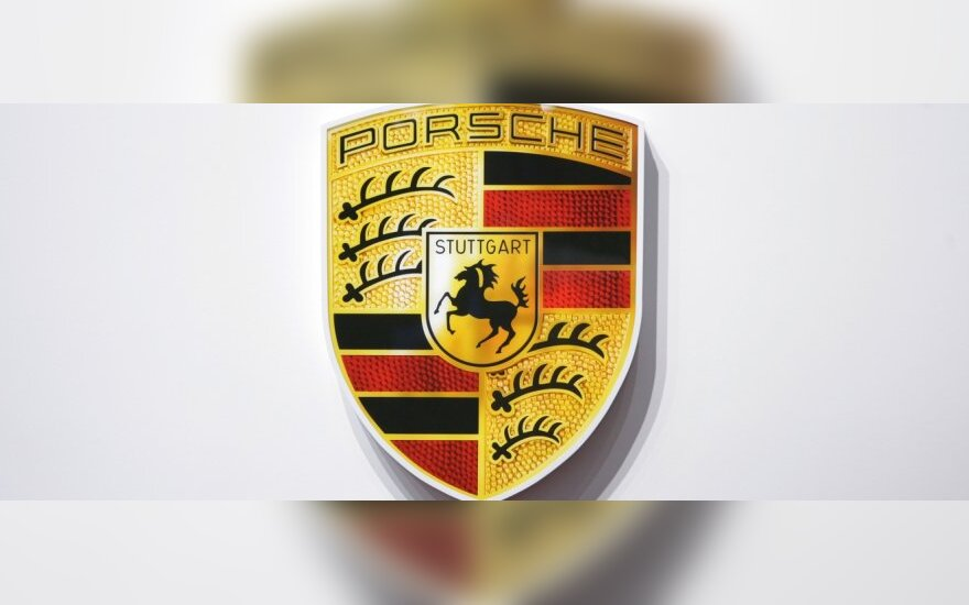 """""""Porsche"""" parduos akcijų už 5 mlrd. eurų"""
