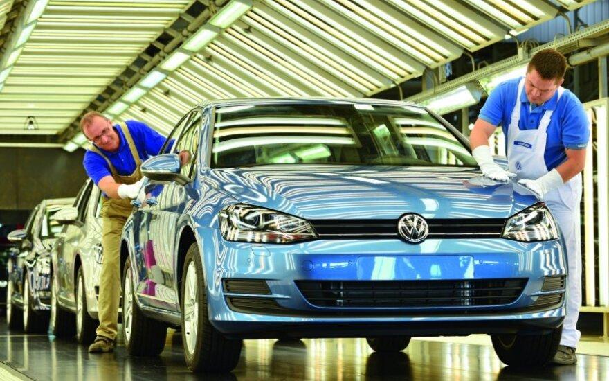 Kokia ateitis laukia Europos automobilių pramonės?