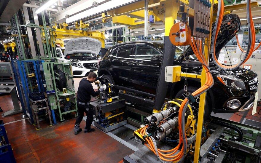 Daimler gamykla