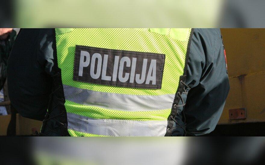 Vilniaus policijos patruliai išgelbėjo savižudę
