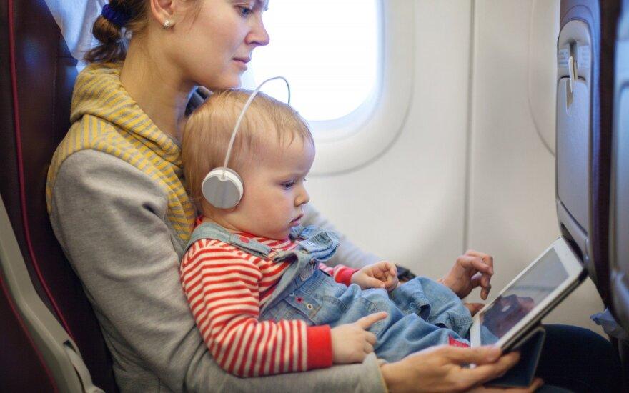Prastos naujienos mažamečių tėvams: vykstant atostogauti pataria vaikus palikti namuose