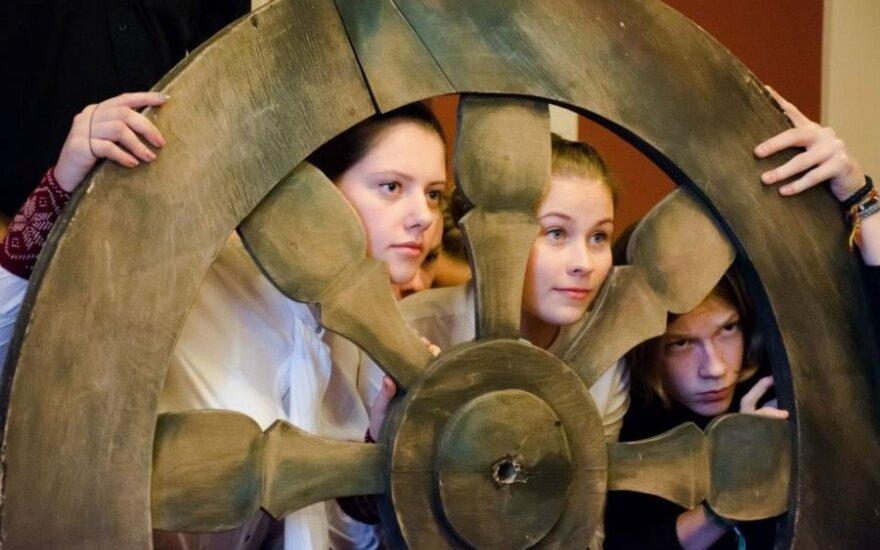 Osle rinkęsi lietuviai puoselėjo tėvynės kultūrą