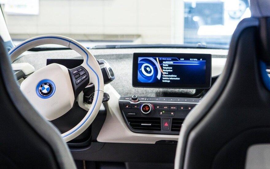 Naujasis BMW vadovas siekia bendradarbiauti su IT ekspertais