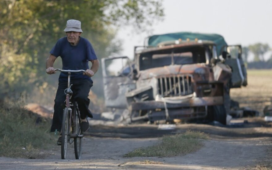 Rusijos karys apie įvykius Ukrainoje: tiesa – siaubinga