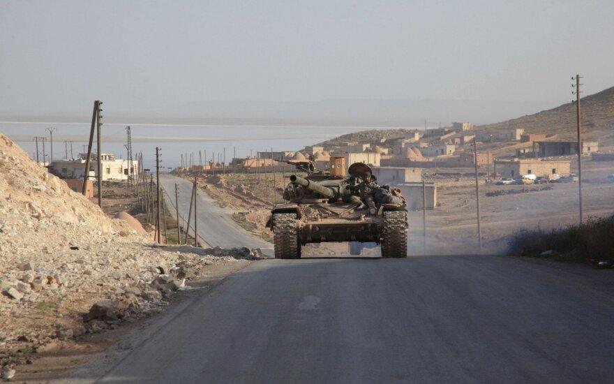 OPCW: Sirijoje per vasarį surengtą ataką naudotos chloro dujos