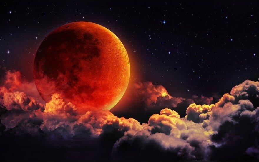 Astrologės Lolitos prognozė rugsėjo 16 d.: Mėnulio užtemimo diena