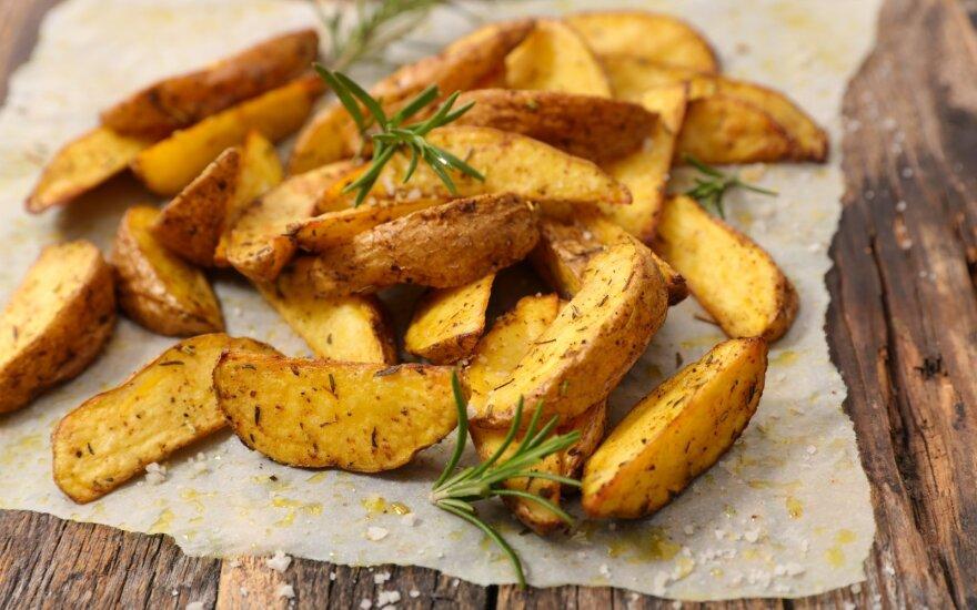 Bulvės ant grilio