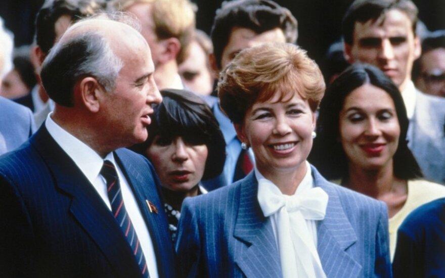 Pirmoji Sovietų Sąjungos ponia: Kremliaus matronos jos neapkentė, Nancy Reagan bijojo, o Margaret Thatcher gerbė