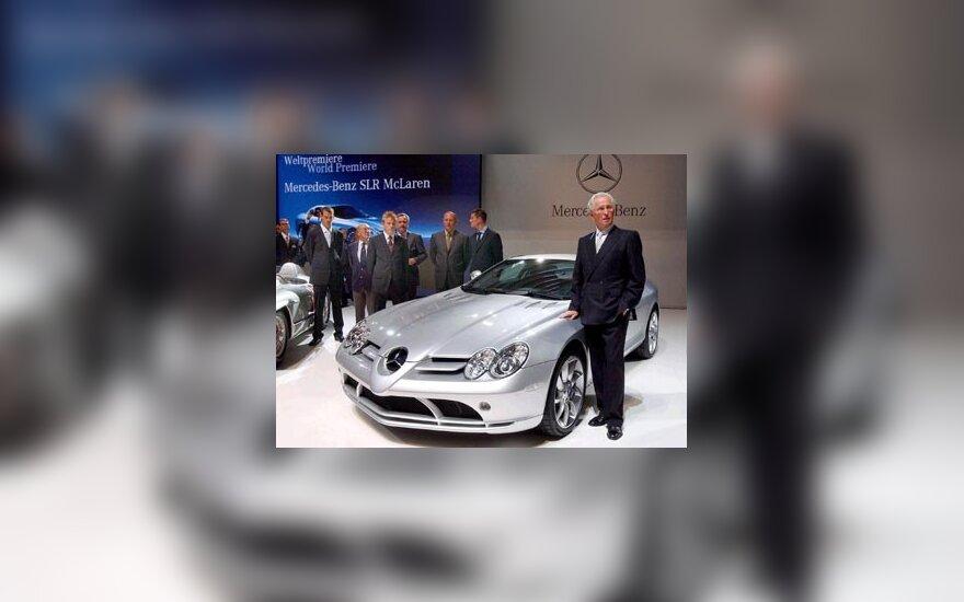 """""""Mercedes SLR"""""""