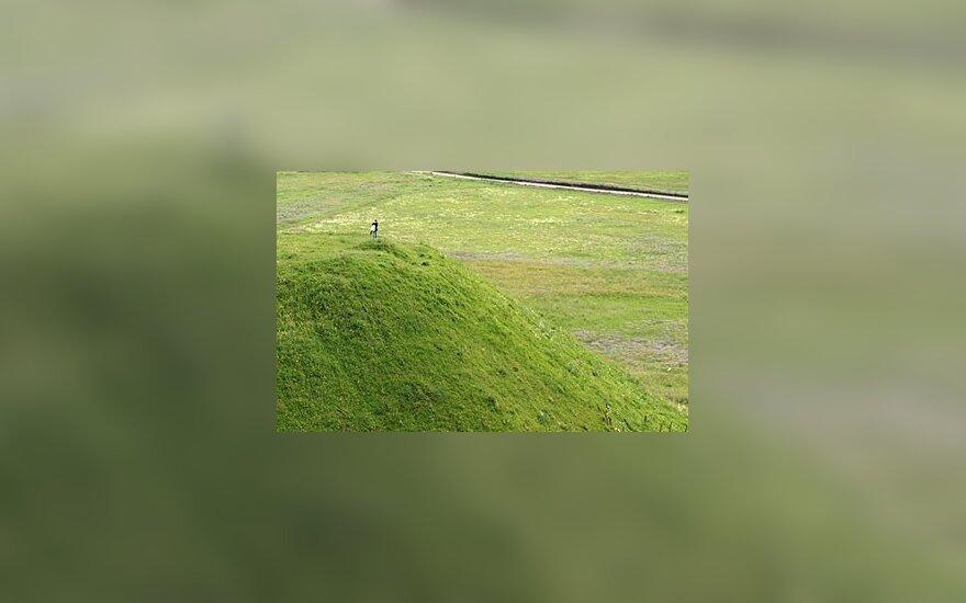 Didingą tautos praeitį liudija Maišiagalos piliakalnis