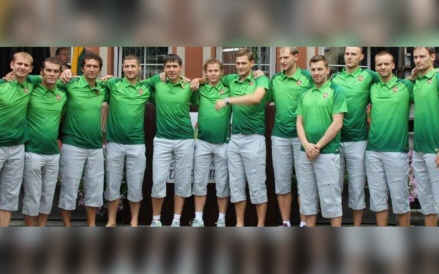 Paraginimas - prisiminti ne tik žinomus Lietuvos krepšininkus