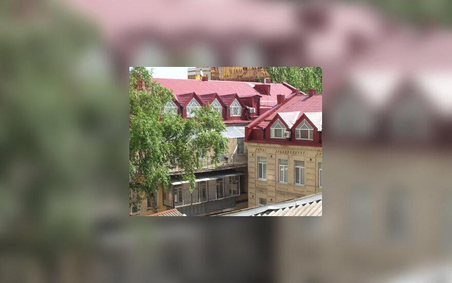 Namai, daugiabučiai, pastatai, būstas