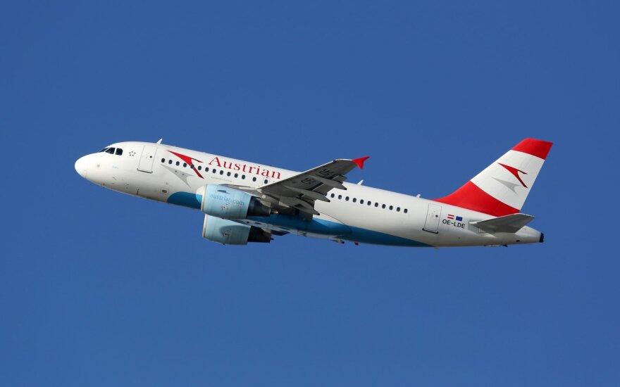 """Austrian Airlines"""