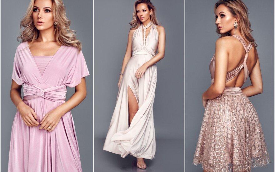 Gabrielės Gineikaitės suknelės