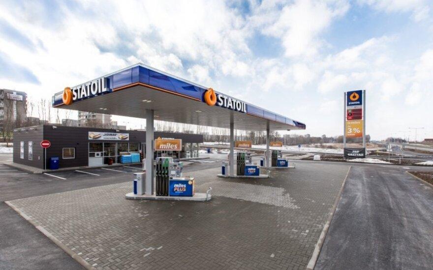 Elektrėnų Statoil degalinė