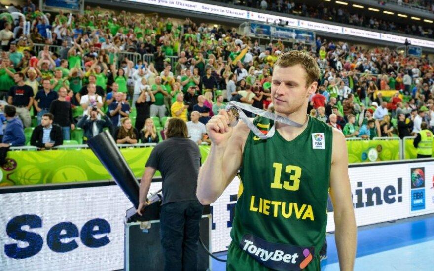 M. Pocius: atsiprašome dėl finalo, bet tikiuosi, kad čempionatas buvo mažytė šventė Lietuvai