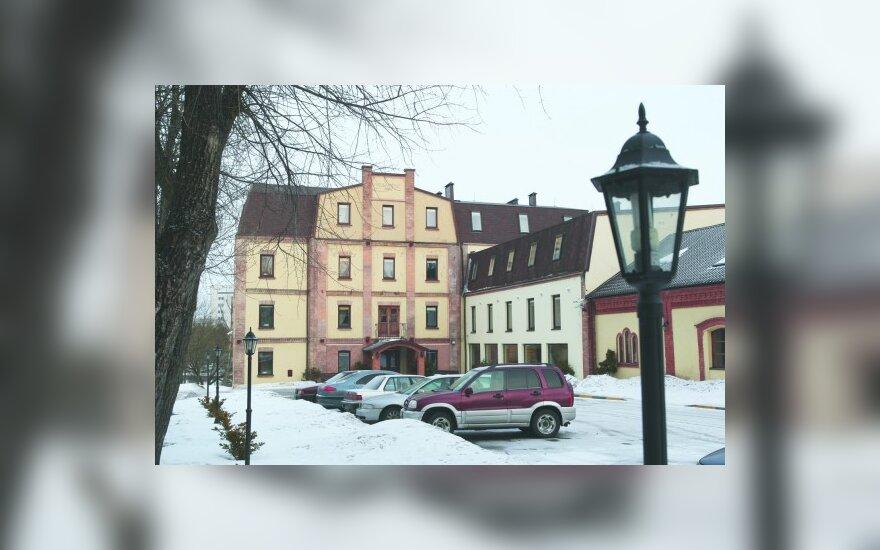 Panevėžio planas išplėsti viešbutį prieštarauja įstatymams