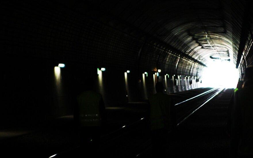 Estija pradeda Talino-Helsinkio tunelio projekto vertinimus