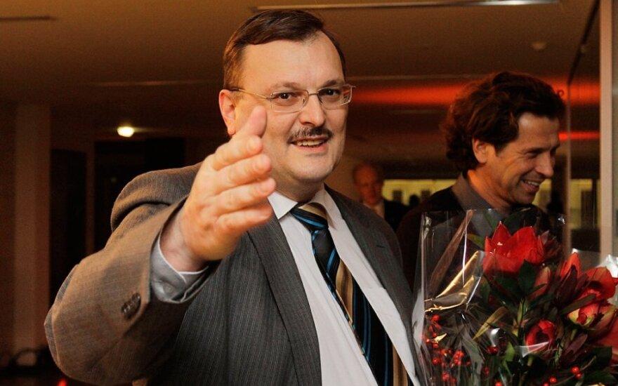 Seimo narys Kęstutis Daukšys