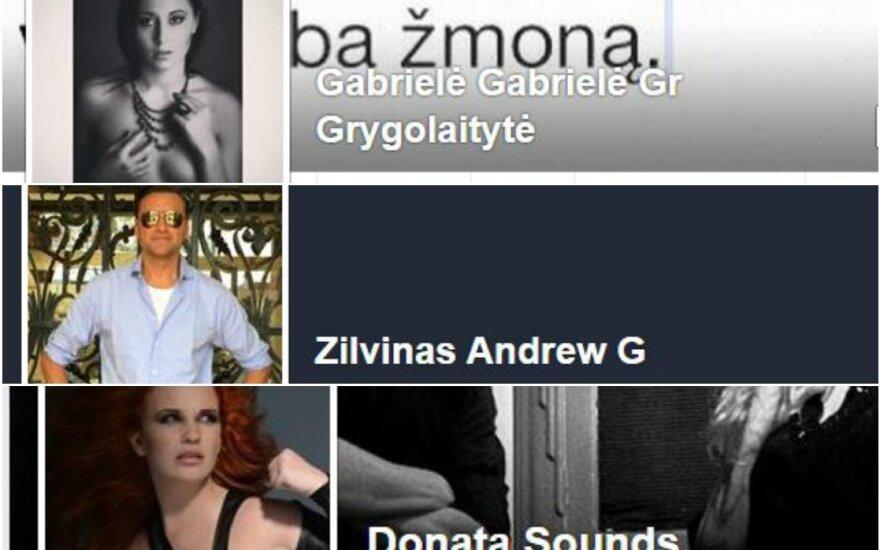 Gabrielė Grygolaitytė-Vasha, Žilvinas Grigaitis, Donata Virbilaitė