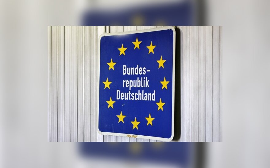 Graikiją gelbėjusi Vokietija patvirtino savo taupymo planą
