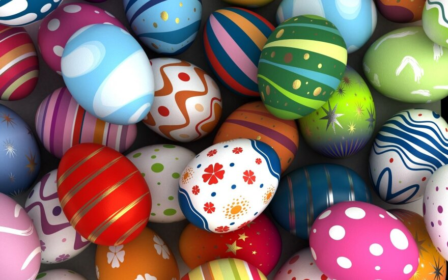 Kuo marginti kiaušinius, kad nepakenktume sveikatai?