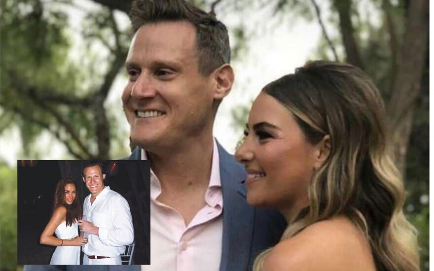 Buvęs Meghan Markle vyras Trevoras Engelsonas vedė kitą moterį