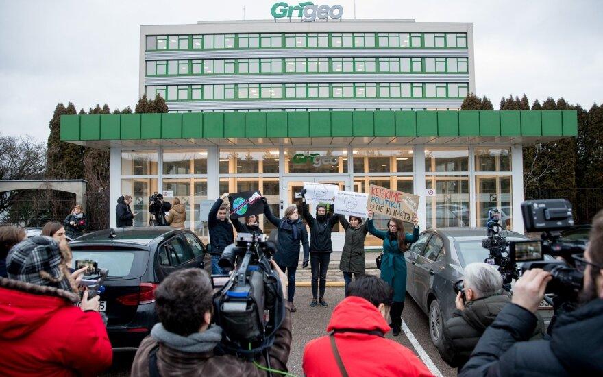 """Ekspertai: už """"Grigeo Klaipėdos"""" taršą turėtų atsakyti visi grupės valdytojai"""