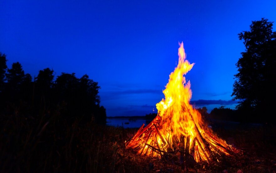 Pagan holidays in the Grand Duchy of Lithuania