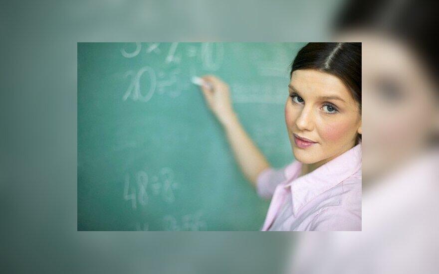Abiturientė: motyvacinis testas negarantuos, kad žmogus nori būti mokytoju