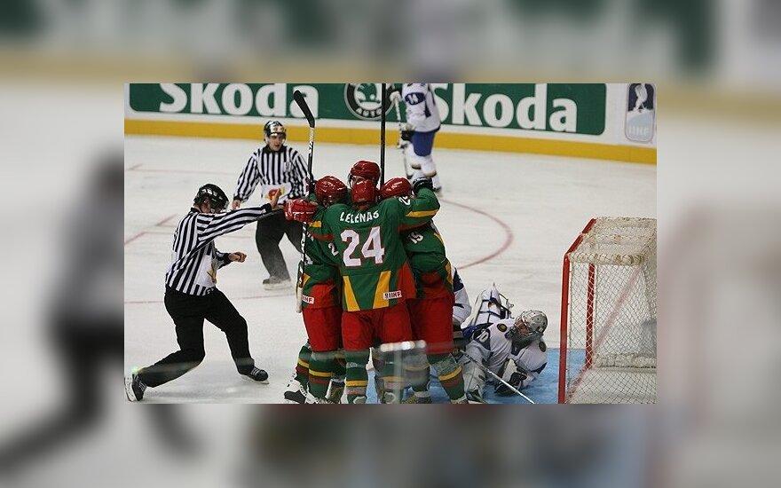 Lietuva prieš Kazachstaną
